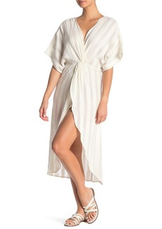 O'Neill Edie High/Low Cover Up Dress