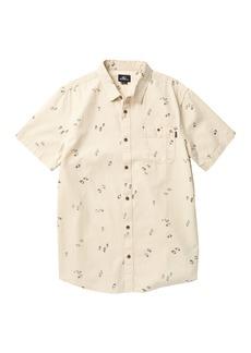O'Neill Freeequency Short Sleeve Modern Fit Shirt