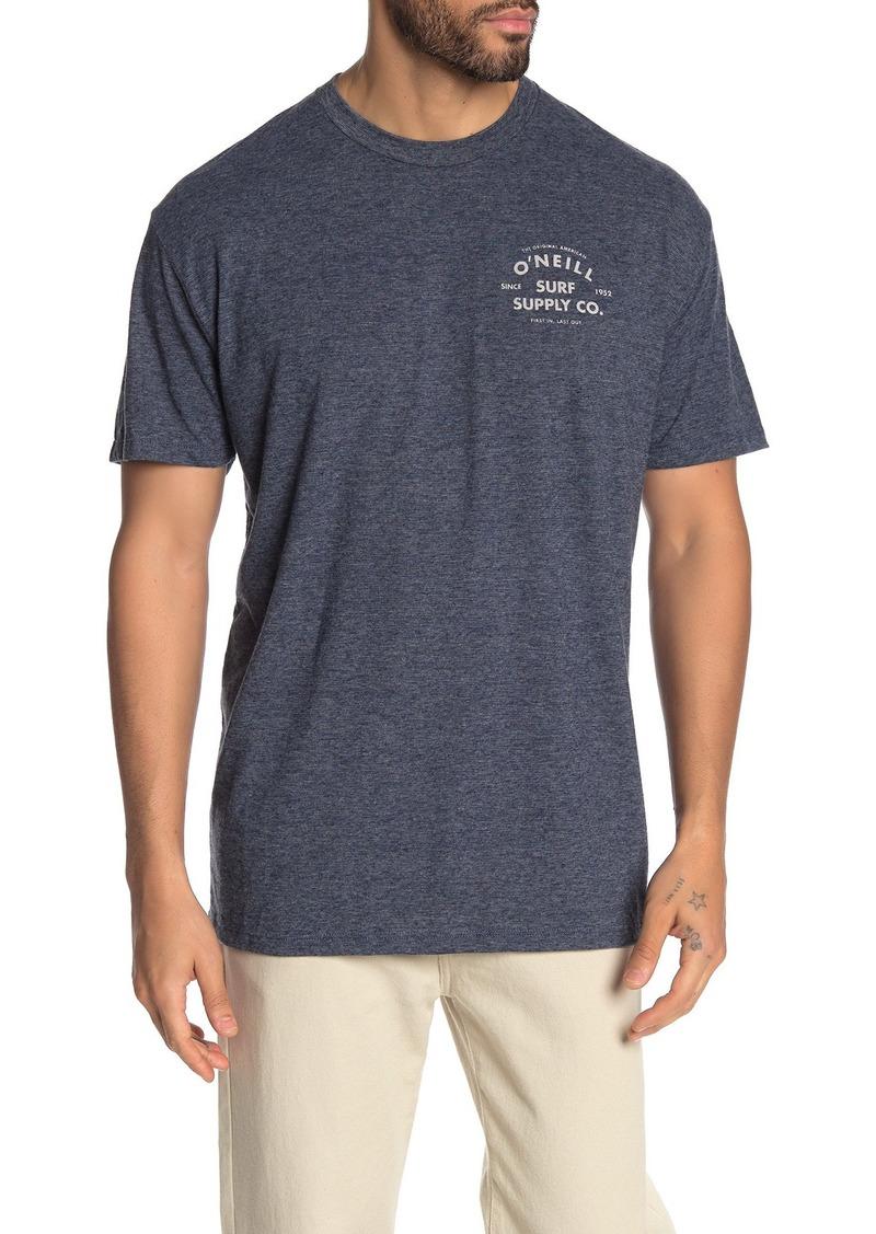 O'Neill Gonner Micro Stripe T-Shirt