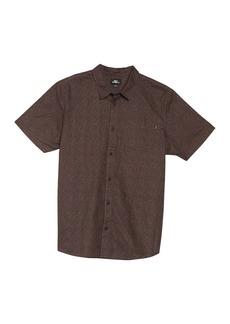 O'Neill Humdinger Short Sleeve Modern Fit Shirt