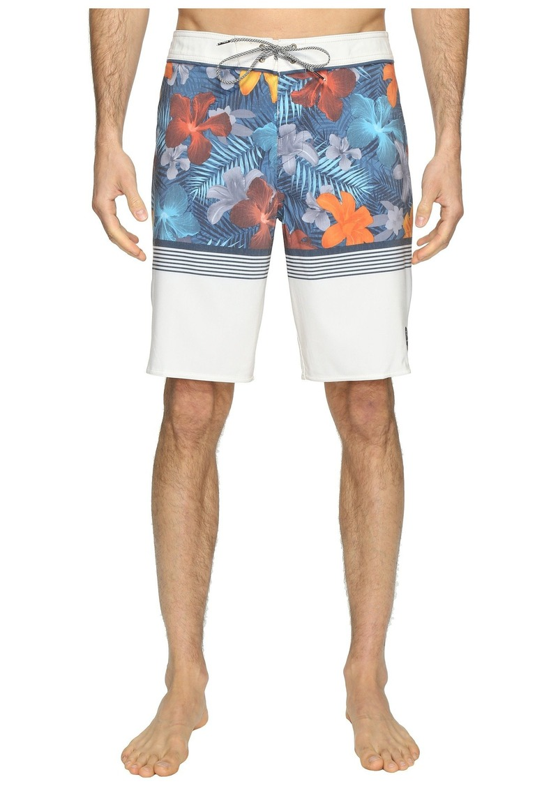 O'Neill Hyperfreak Blissful Thinking Superfreak Series Boardshorts