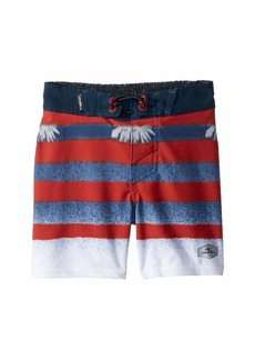O'Neill Hyperfreak Sarfin USA Swim Shorts (Toddler/Little Kids)