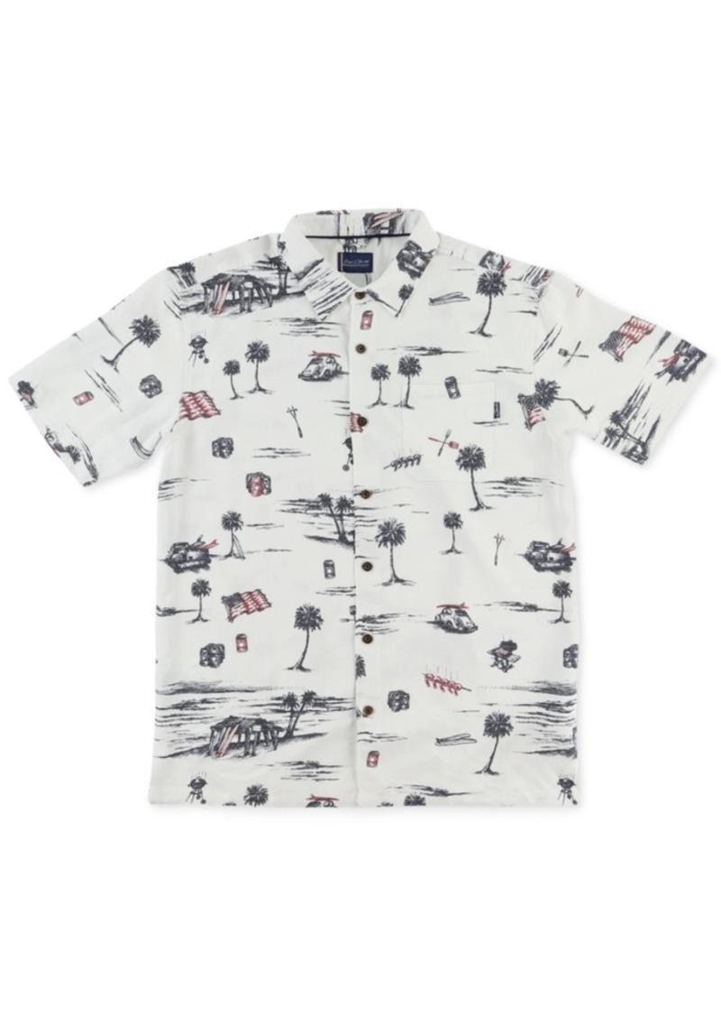 Jack O'Neill Men's Independence Short-Sleeve Shirt
