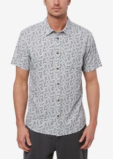 Jack O'Neill Men's Malua Bay Short Sleeve Shirt