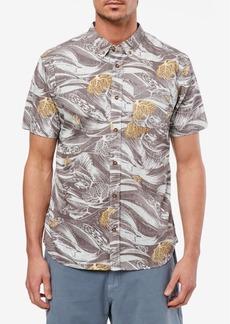 Jack O'Neill Men's Seascape Short Sleeve Woven Shirt