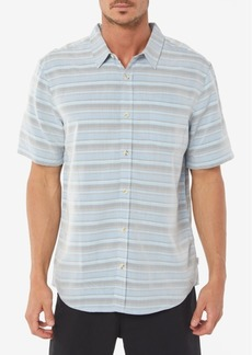Jack O'Neill Men's Tubes Stripe Pocket Shirt