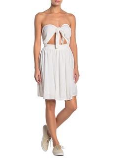 O'Neill Lawrence Convertible Strapless Minidress