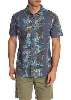O'Neill Maile Party Short Sleeve Button Down Shirt