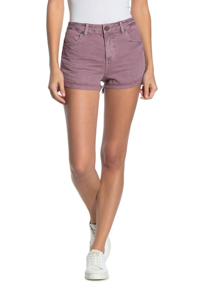 O'Neill Marina Cuffed Denim Shorts