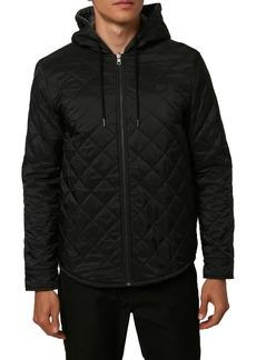 Men's O'Neill Glacier Hood Reversible Jacket
