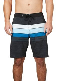Men's O'Neill Hyperfreak Heist Line Board Shorts