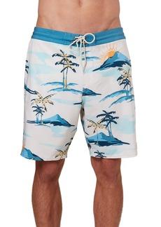 Men's O'Neill Men's Cabana Cruzer Hyperdry(TM) Swim Trunks