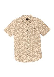 O'Neill Monnnument Short Sleeve Modern Fit Shirt