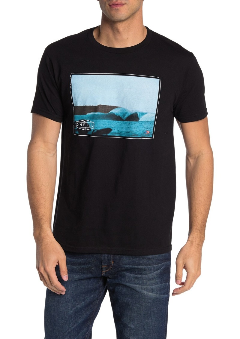 O'Neill N.E. Side Graphic T-Shirt