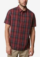 O'Neill Oneil Men's Anchored Short-Sleeve Woven Shirt