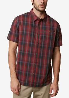 O'Neill Oneil Men's Anchored Short-Sleeve Woven Shirt