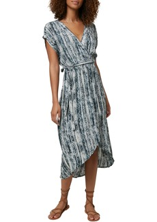 O'Neill Anna Wrap Dress