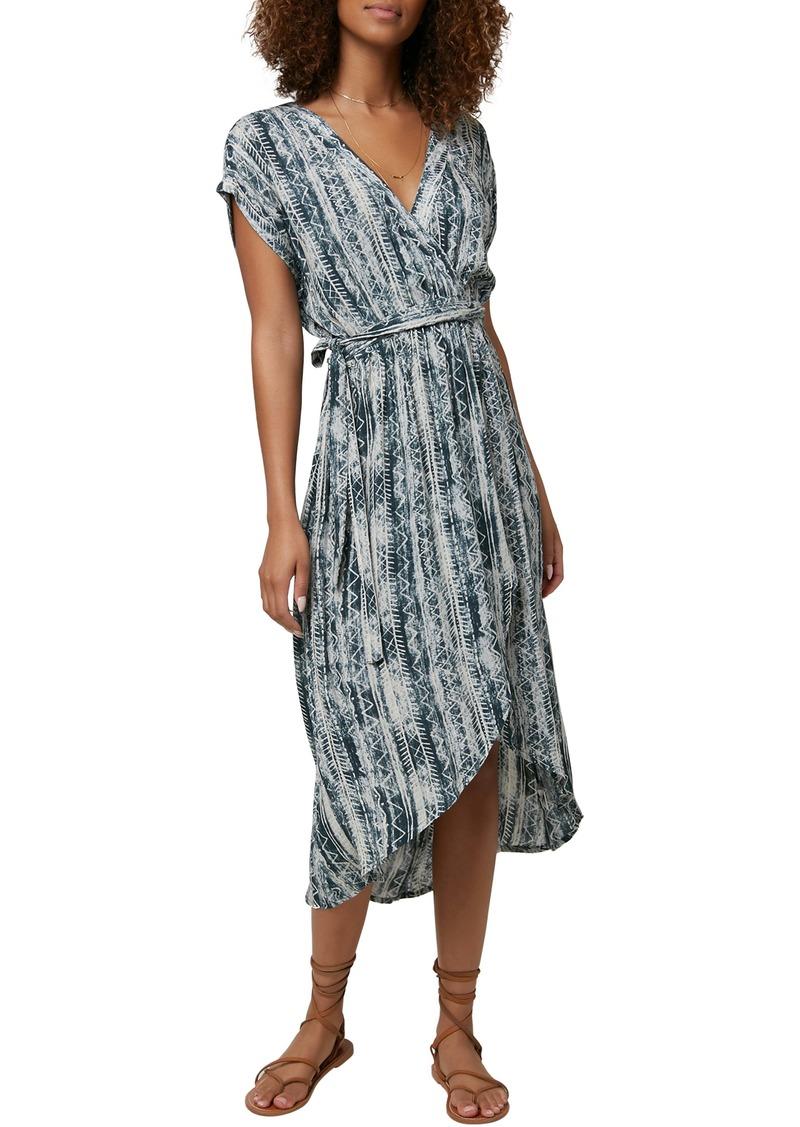 O'Neill Anna Wrap Dress