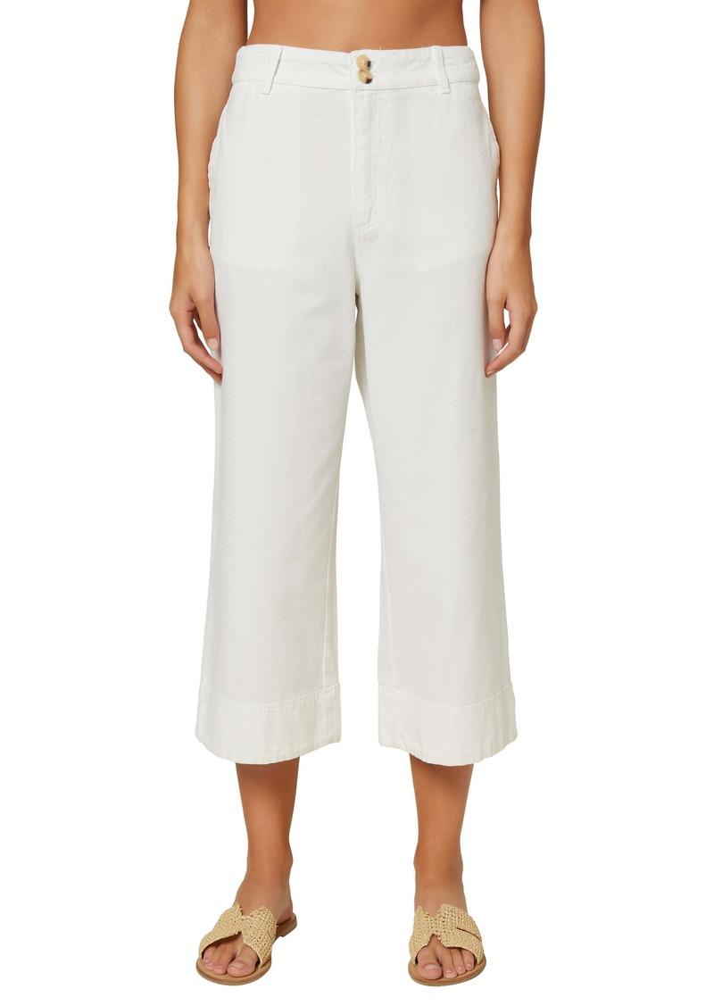 O'Neill Anson Woven Crop Pants