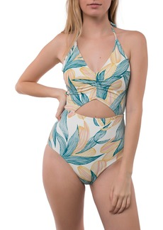 O'Neill Bethany Cut Out One-Piece Swimsuit