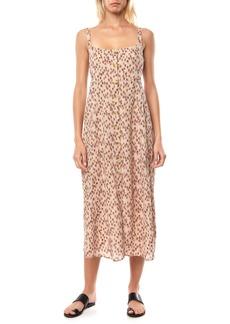 O'Neill Bettie Floral Midi Dress