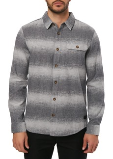 O'Neill Blurred Flannel Shirt