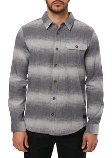 O'Neill Blurred Flannel Shirt