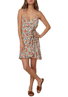 O'Neill Brando Floral Wrap Sundress