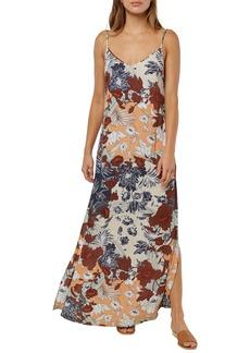 O'Neill Brayden Sleeveless Floral Maxi Dress