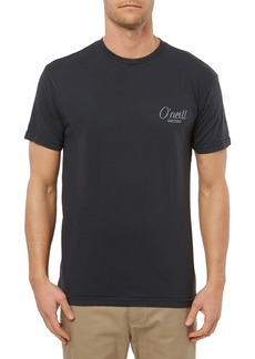O'Neill Breaking Out Logo Graphic T-Shirt