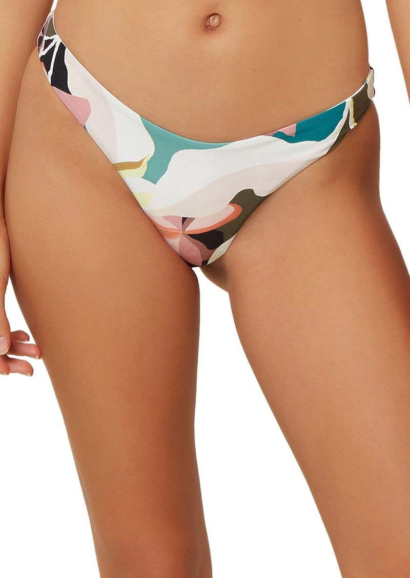 O'Neill Calla High Leg Bikini Bottoms
