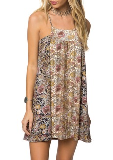 O'Neill Cassia Print Swing Dress