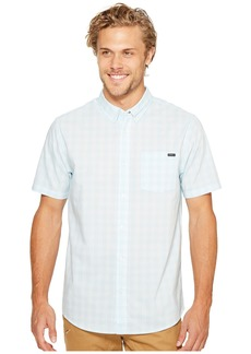 O'Neill Check Short Sleeve Woven
