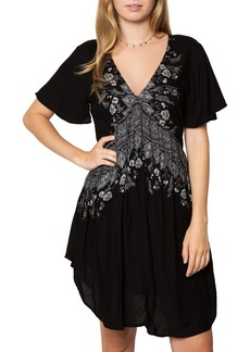 O'Neill Clovis Print Woven Dress