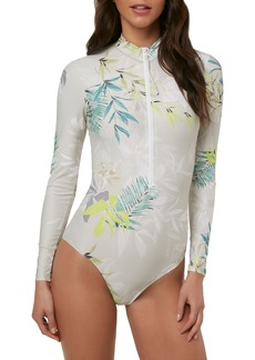 O'Neill Collins 365 Hybrid Long Sleeve Rashguard Swimsuit