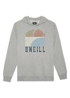 O'Neill Converge Logo Graphic Hoodie (Big Boy)