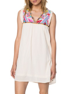 O'Neill Cove Embroidered Swing Dress