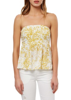 O'Neill Curran Strapless Top