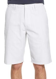 O'Neill 'Delta Plaid' Chino Shorts