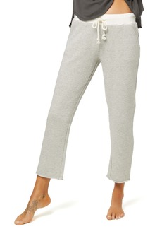 O'Neill Earnest Crop French Terry Sweatpants