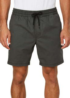O'Neill East Bay Drawstring Shorts