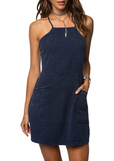 O'Neill Esme Seersucker Apron Dress