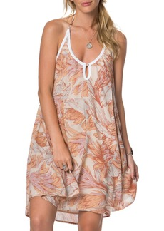 O'Neill Evelyn Halter Dress