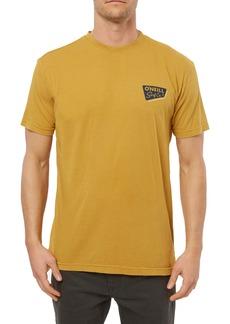 O'Neill Fast N Fresh Logo Graphic T-Shirt