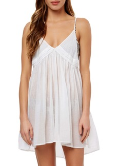 O'Neill Felix Cover-Up Minidress