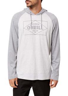 O'Neill Fields Long Sleeve Hooded T-Shirt
