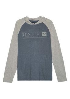 O'Neill Fields Raglan Logo Hoodie (Big Boy)