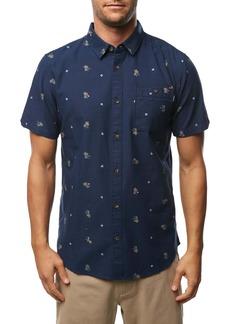 O'Neill Frequency Print Shirt