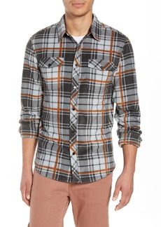 O'Neill Glacier Plaid Fleece Shirt