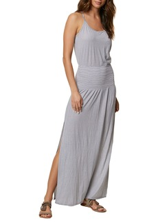 O'Neill Gwen Stripe Knit Maxi Dress